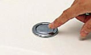ポップアップ排水栓